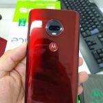 Moto G7 Plus – Red