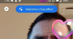 Google brings some Valentine's Day effects to Duo