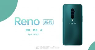 The OPPO Reno leaks again, this time in a hands on video