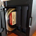 Nimbustor 4 Drive install