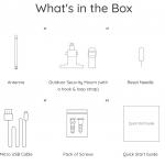 Argus Eco box contents
