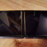 Z Flip screen crease