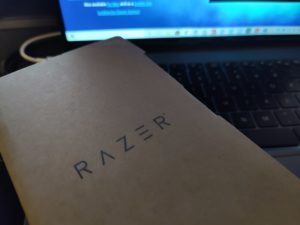 Razer's project Hazel is a tehnical take on the new normal