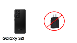 Samsung confirm that Australian Galaxy S21 devices will not include a charger in the box