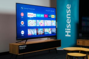Hisense Flagship 8K TV runs Android TV and all 2021 models have Google Assistant built-in