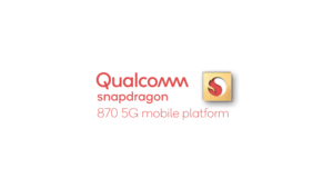 Qualcomm release the Snapdragon 870 5G SOC, bumping up last years chip while lowering the price