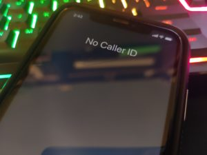 PSA: You can quickly and easily block your number when making calls